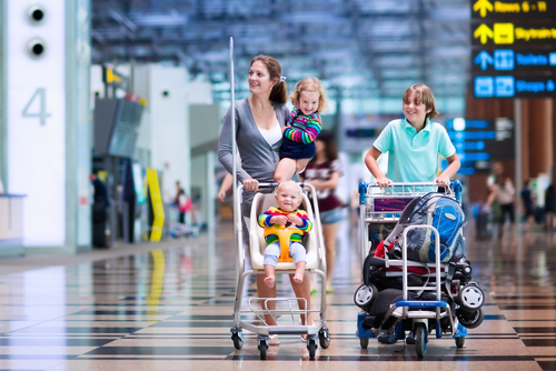 Travelling with a Carry-On Stroller?